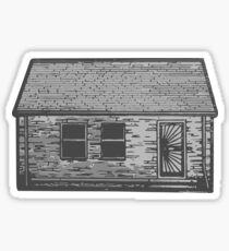 Eminem - The Marshall Mathers LP (Childhood Home) Sticker
