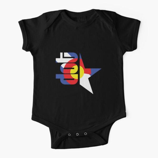 DotStar Studios x Colorado Love Short Sleeve Baby One-Piece