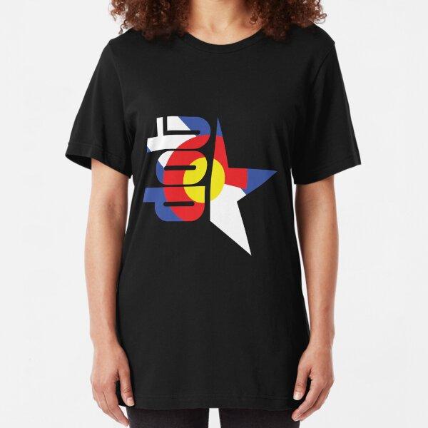 DotStar Studios x Colorado Love Slim Fit T-Shirt