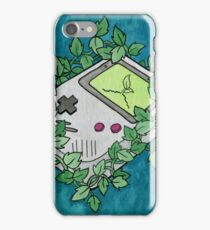 Gameboy Growth iPhone Case/Skin