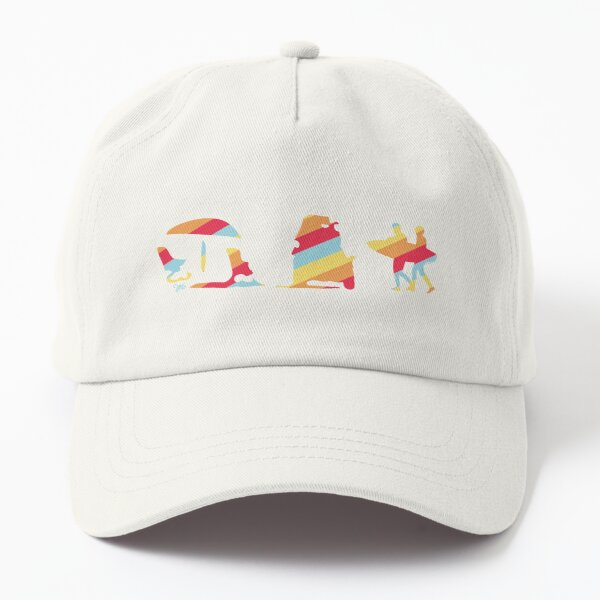 Heading to the Beach Dad Hat