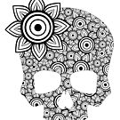 Day of the Dead Skull 2 by ACImaging