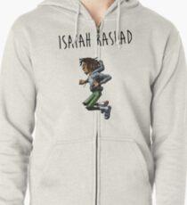 Isaiah Rashad Zipped Hoodie