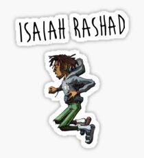 Isaiah Rashad Sticker