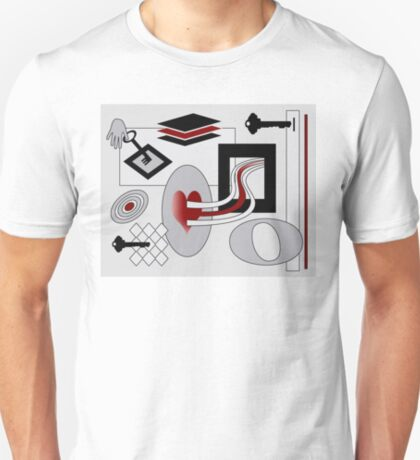 You Must Find The Right Key To Unlock Me T-Shirt