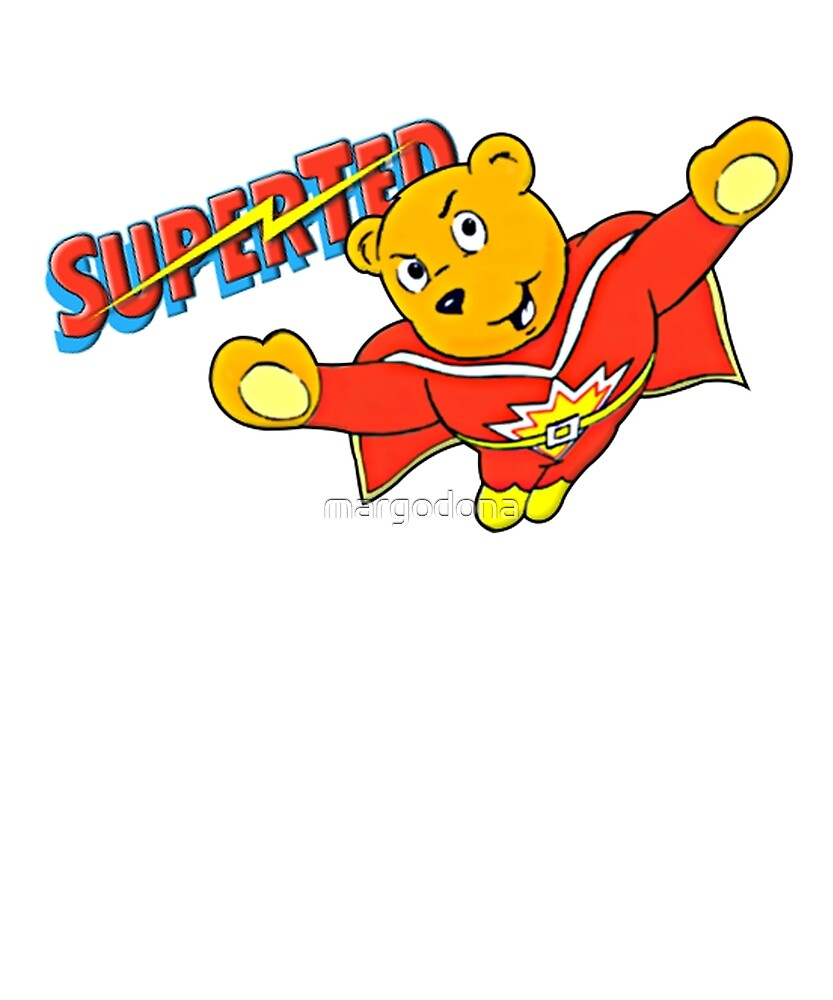 Super Ted  by margodona