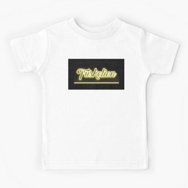 Tau Gamma Phi Triskelion Grand Fraternity Kids T-Shirt