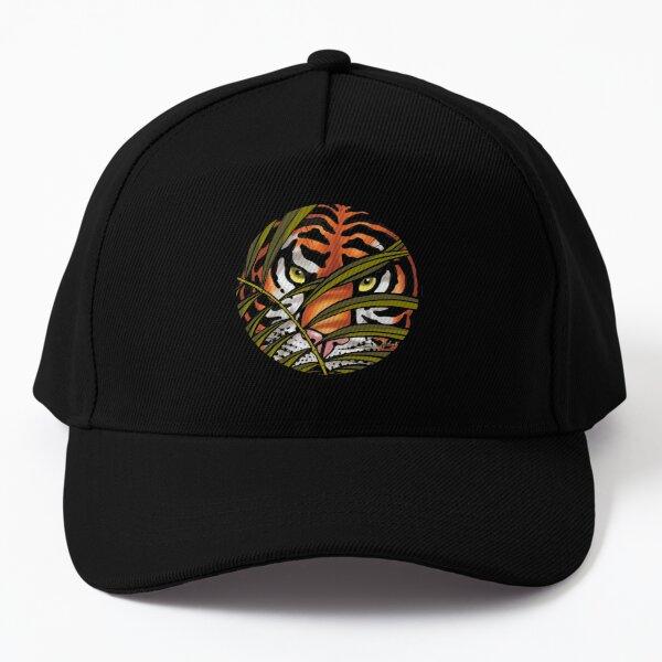 Tiger - in the shadows Baseball Cap
