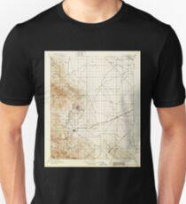 USGS TOPO Map California CA Coalinga 299285 1912 125000 geo T-Shirt