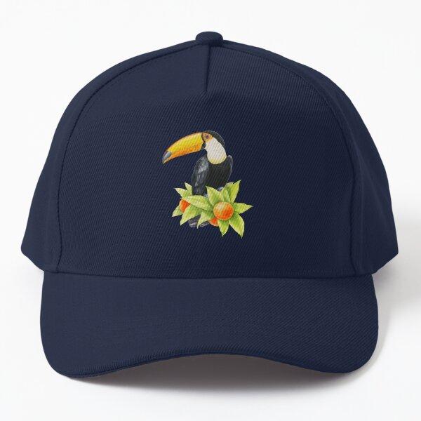 Toucan  Baseball Cap