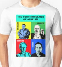The Four Horsemen of Atheism T-Shirt