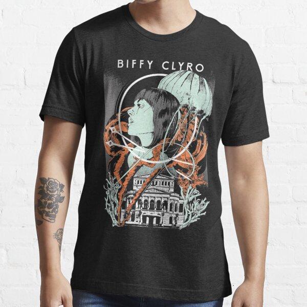 Biffy Clyro Glasgow Grün Essential T-Shirt