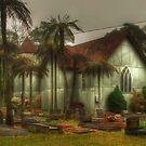 St George's Anglican Church - Mt Wilson, NSW, Australia by Brad Woodman