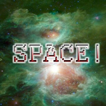 Space! by Plateman