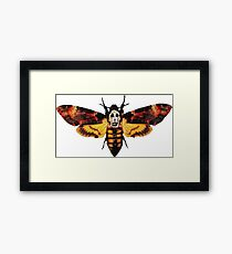 Silence of the Lambs Framed Print