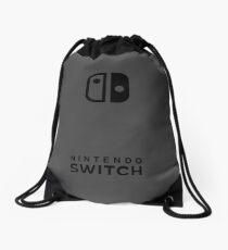 Nintendo Switch Case (Grey) Drawstring Bag