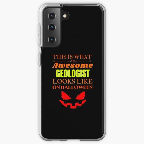 Geologist  Samsung Galaxy Soft Case