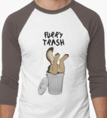 Furry Trash - German Shepherd T-Shirt