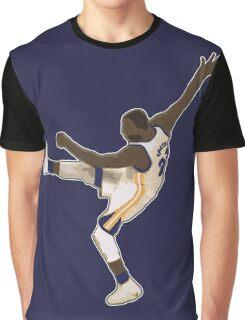 Draymond Green Kick Graphic T-Shirt