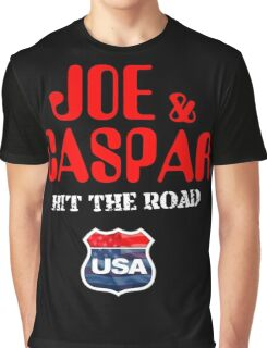 JOE & CASPER HIT THE ROAD 2016 Graphic T-Shirt