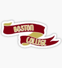 Boston College - Style 8 Sticker