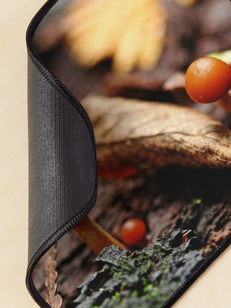 Alternate view of Little Life In The Forest Mouse Pad