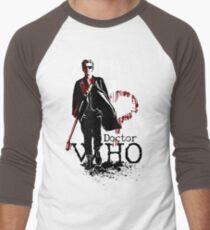 WHO Baseball ¾ Sleeve T-Shirt