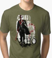 WHO Tri-blend T-Shirt