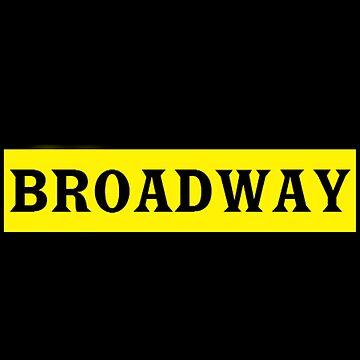 Broadway by jessguida