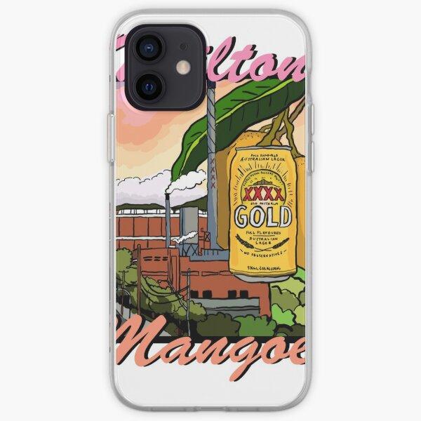 Milton Mangoes iPhone Soft Case