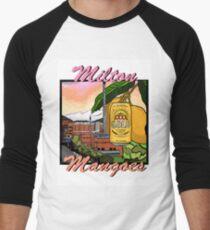 Milton Mangoes Men's Baseball ¾ T-Shirt