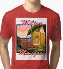 Milton Mangoes Tri-blend T-Shirt