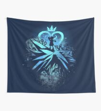 Face of Kingdom Wall Tapestry