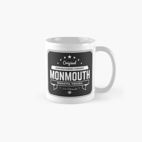 The Raven Cycle - Monmouth Logo Classic Mug