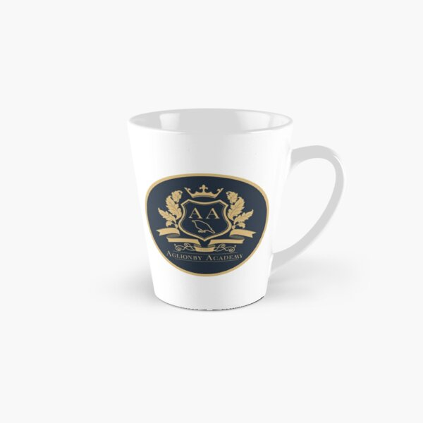 The Raven Cycle - Aglionby Logo Tall Mug