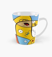 Mixed Up - The Simpsons Tall Mug