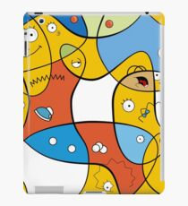 Mixed Up - The Simpsons iPad Case/Skin