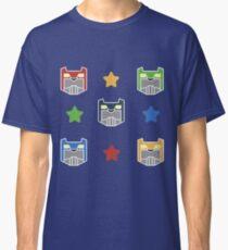 Voltron Lions Classic T-Shirt