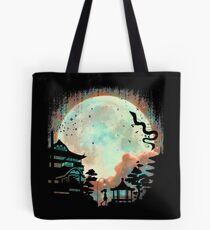 Spirited Night Tote Bag