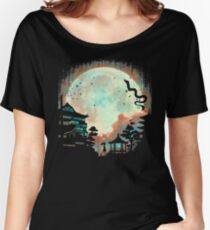 Spirited Night Women's Relaxed Fit T-Shirt