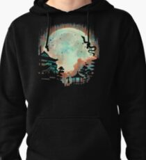 Spirited Night Pullover Hoodie