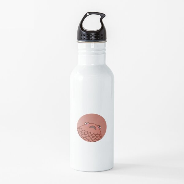 Red Fish Water Bottle