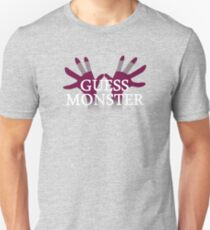 GUESS MONSTER Unisex T-Shirt