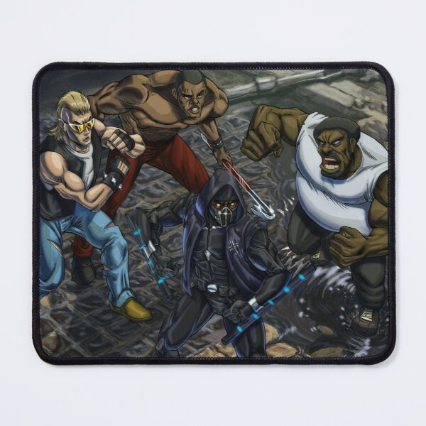 Englewood Book 1 Cover 2 Mouse Pad