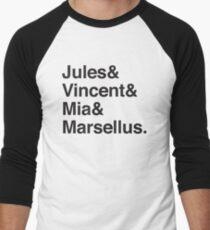 Jules & Vincent & Mia & Marsellus T-Shirt