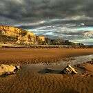 Dunraven Bay, South Wales by Richard Lewis