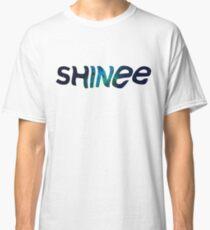 SHINee- Logo Galaxy Classic T-Shirt