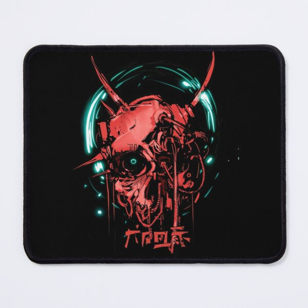 Cyberskull Mouse Pad