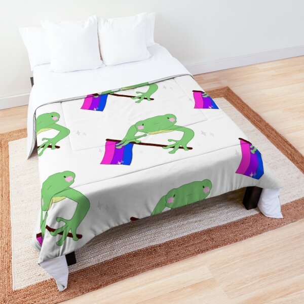 Bi Frog Comforter