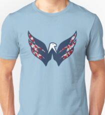 Washing#soft Capitals Unisex T-Shirt